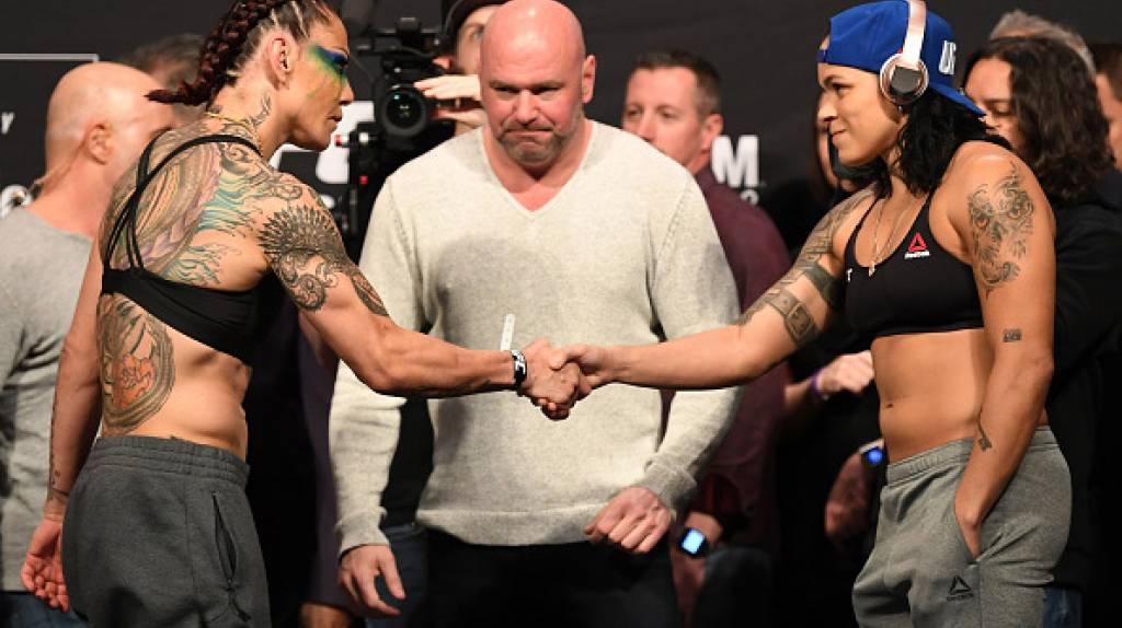 Dónde y a qué hora ver en vivo UFC 232
