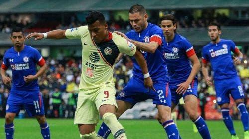 Liga MX: Ve en vivo la Final Cruz Azul vs América Apertura 2018