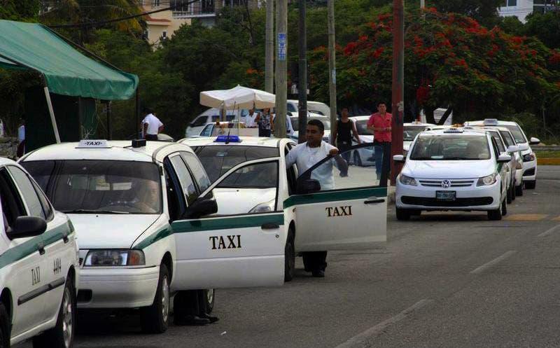 Taxistas NO pueden cobrar el doble mañana 31