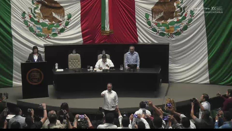 Estrena Quintana Roo nuevo fiscal