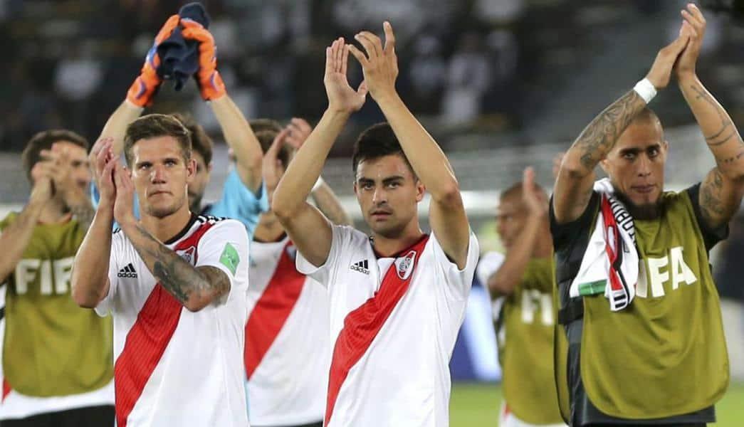 'Pity' Martínez se despide del River Plate