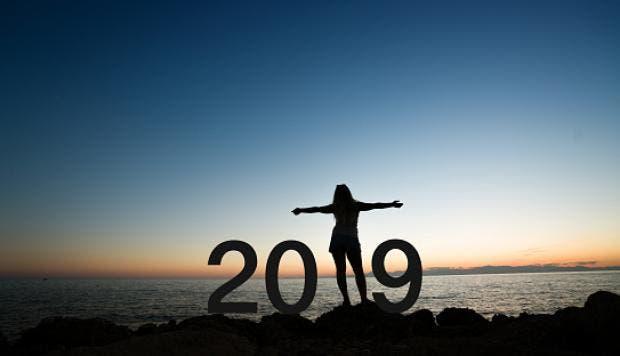 Inicia el Año Nuevo 2019, con pensamientos positivos