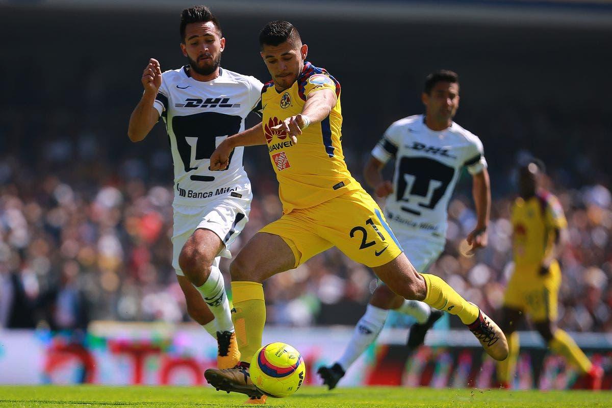Liga MX: En vivo Pumas vs América en Semifinales del Apertura 2018