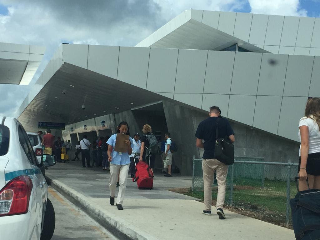 Creció 7.6% tráfico de pasajeros en aeropuerto de Cancún