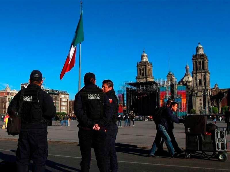 Toma de Protesta y AMLOFest en La Plaza de la Constitución