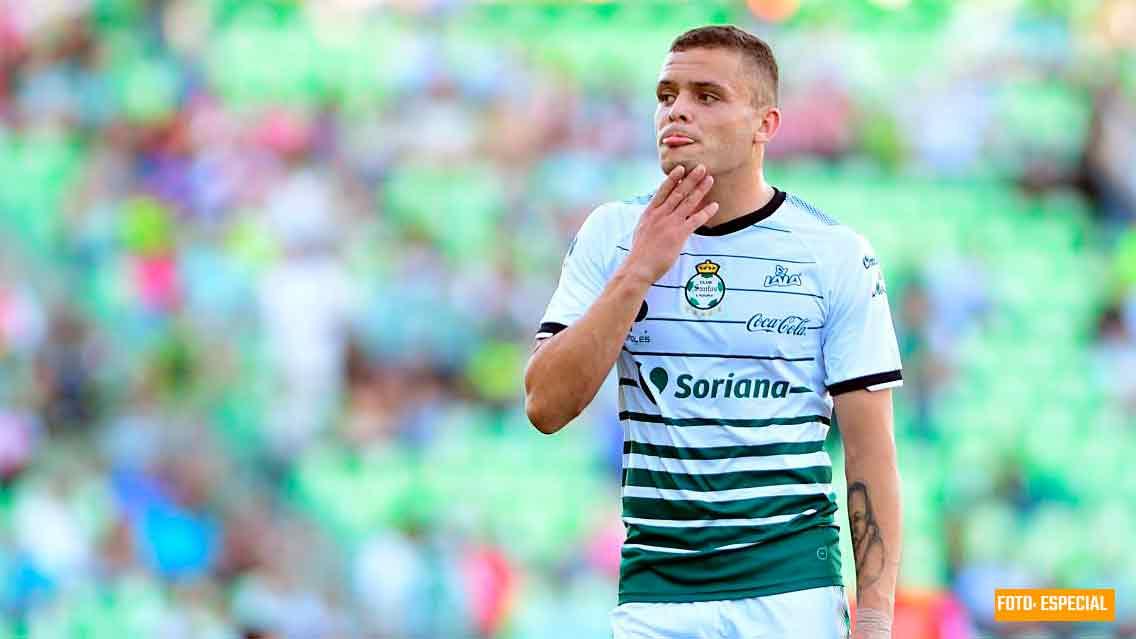 Liga MX: Santos oficializa llegada Jonathan Rodríguez a Cruz Azul