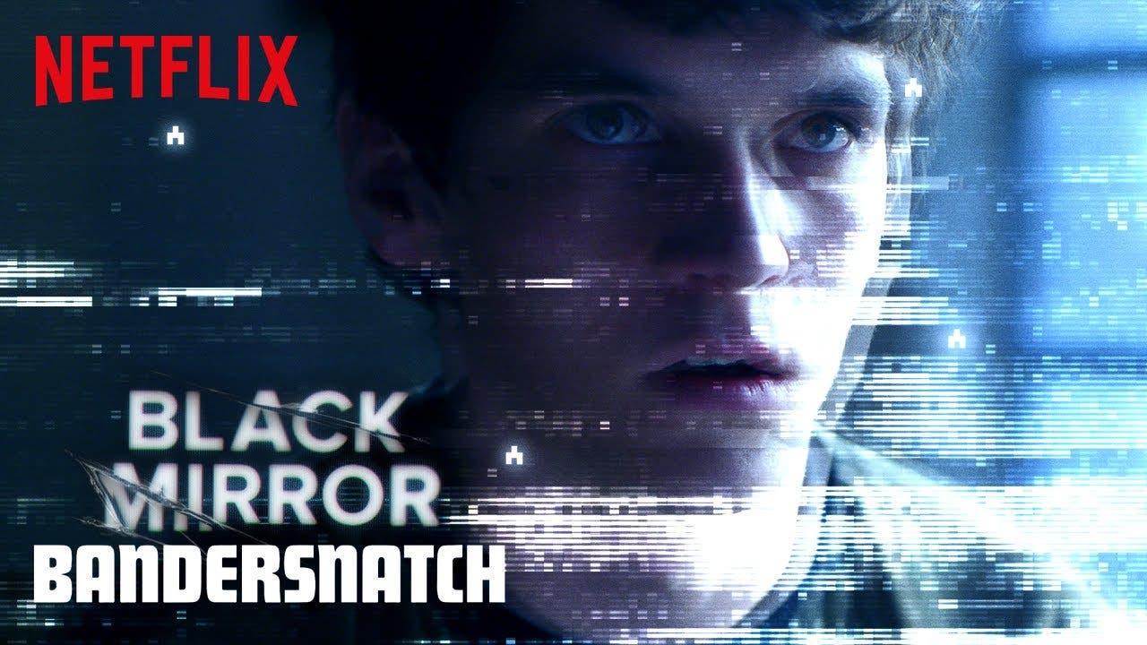 """Netflix: Se estrena la película """"Black Mirror: Bandersnatch"""""""
