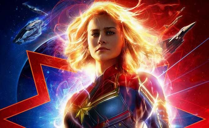 Lanzan segundo tráiler de Captain Marvel