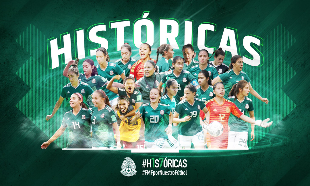 México Femenil Sub-17 Subcampeón del Mundial Uruguay 2018