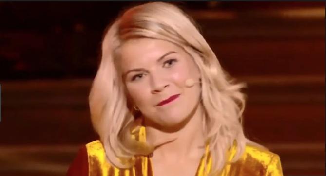 """""""Sabes hacer twerking?"""", la pregunta de DJ a Ada Hegerberg Balón de oro 2018"""