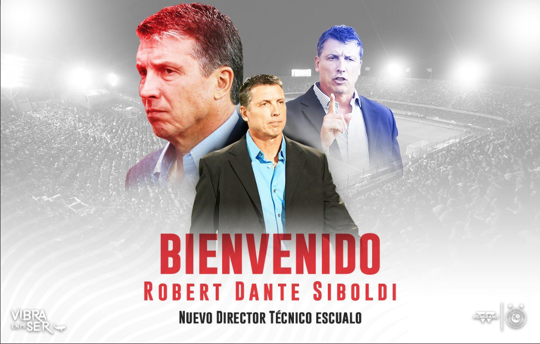 Liga MX: Robert Dante Siboldi es presentado como DT de Veracruz