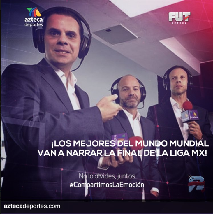 Liga MX: TV Azteca transmitirá la Final del Apertura 2018