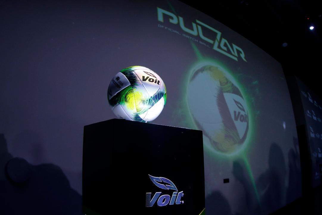 Liga MX: este será el balón para el Clausura 2019