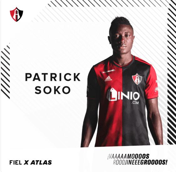 Ascenso MX: Patrick Soko es refuerzo del Atlante para el Clausura 2019