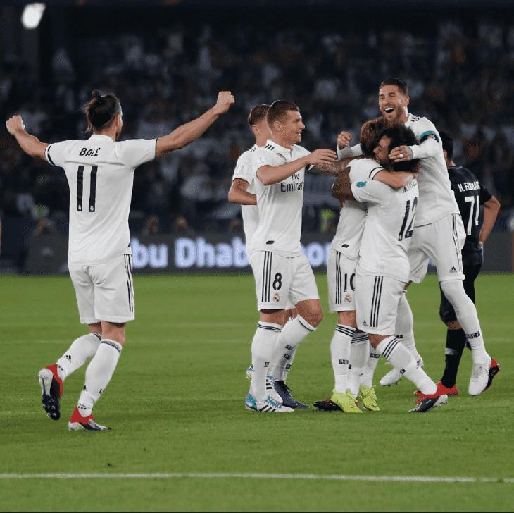 Real Madrid es el Campeón del Mundial de Clubes