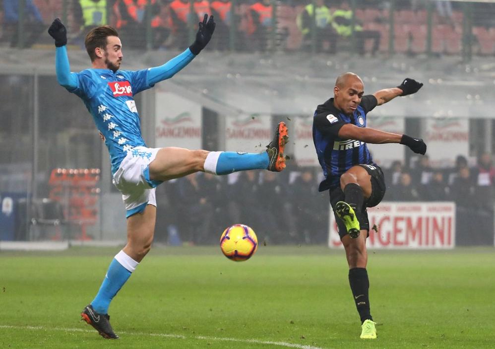 Serie A: Muere aficionado que fue atropellado previo Inter vs Napoli