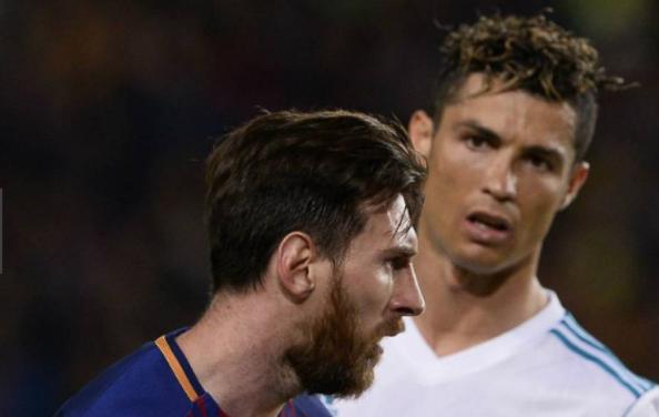 """LaLiga: """"Estoy en mi casa, en el mejor club del mundo"""", Messi"""
