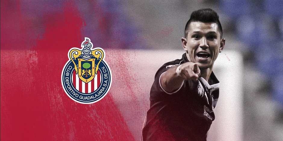Liga MX: Chivas presenta a Jesús Molina como refuerzo