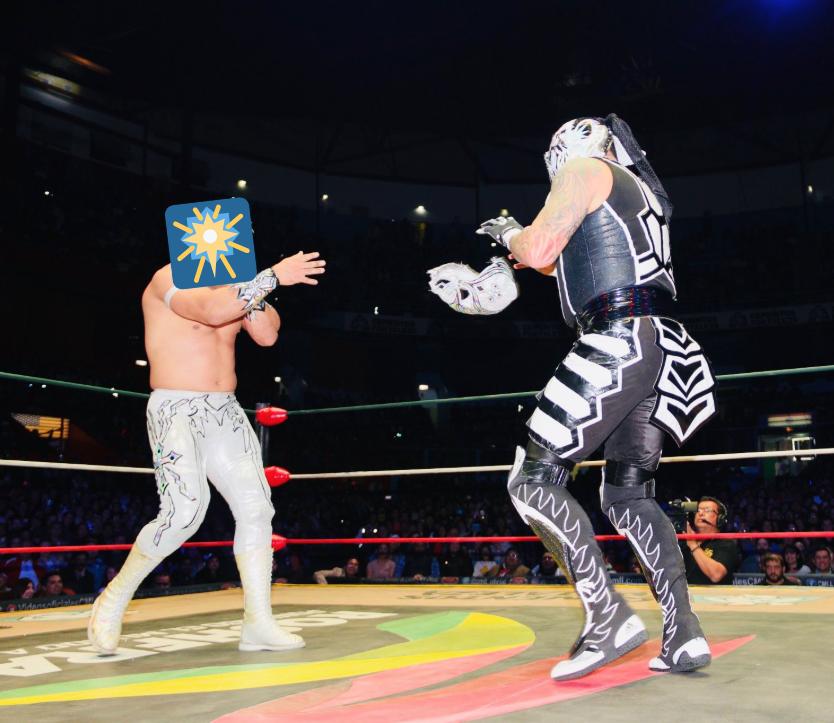 Lucha Libre: Carístico vence a Penta en CMLL