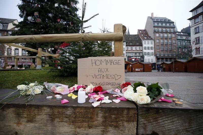 Rastro de sangre y dolor dejó el terrorista francés.