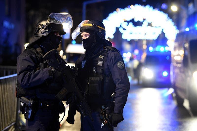 Momentos después del atentado la policía francesa ya estaba sobre su pista.