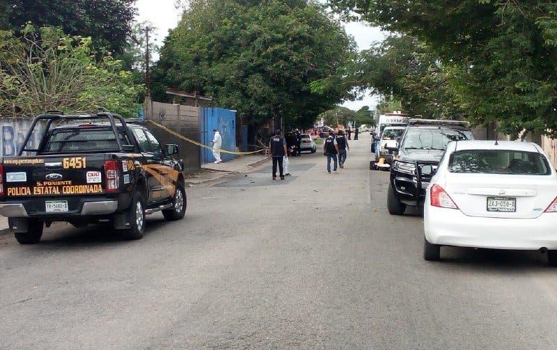 Asesinan a mujer de 24 años, quien deja huérfanos a un bebé y un niño en Yucatán