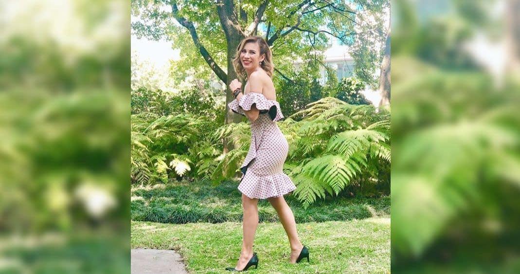 ¡Qué aventada! Ingrid Coronado luce intrépida en foto de Instagram