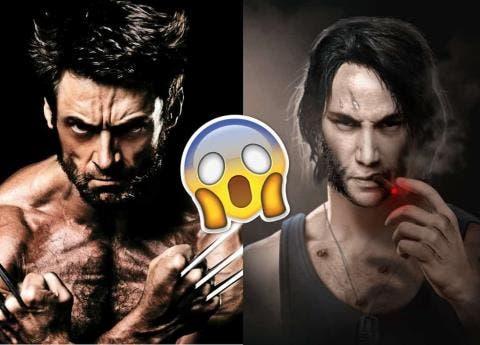 Fans proponen a Keanu Reeves para ser Wolverine en lugar de Hugh Jackman