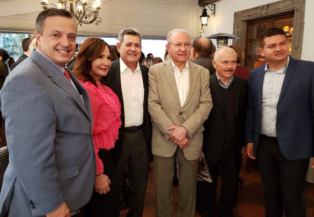 Luis Alegre se reúne con legisladores de Estados Unidos