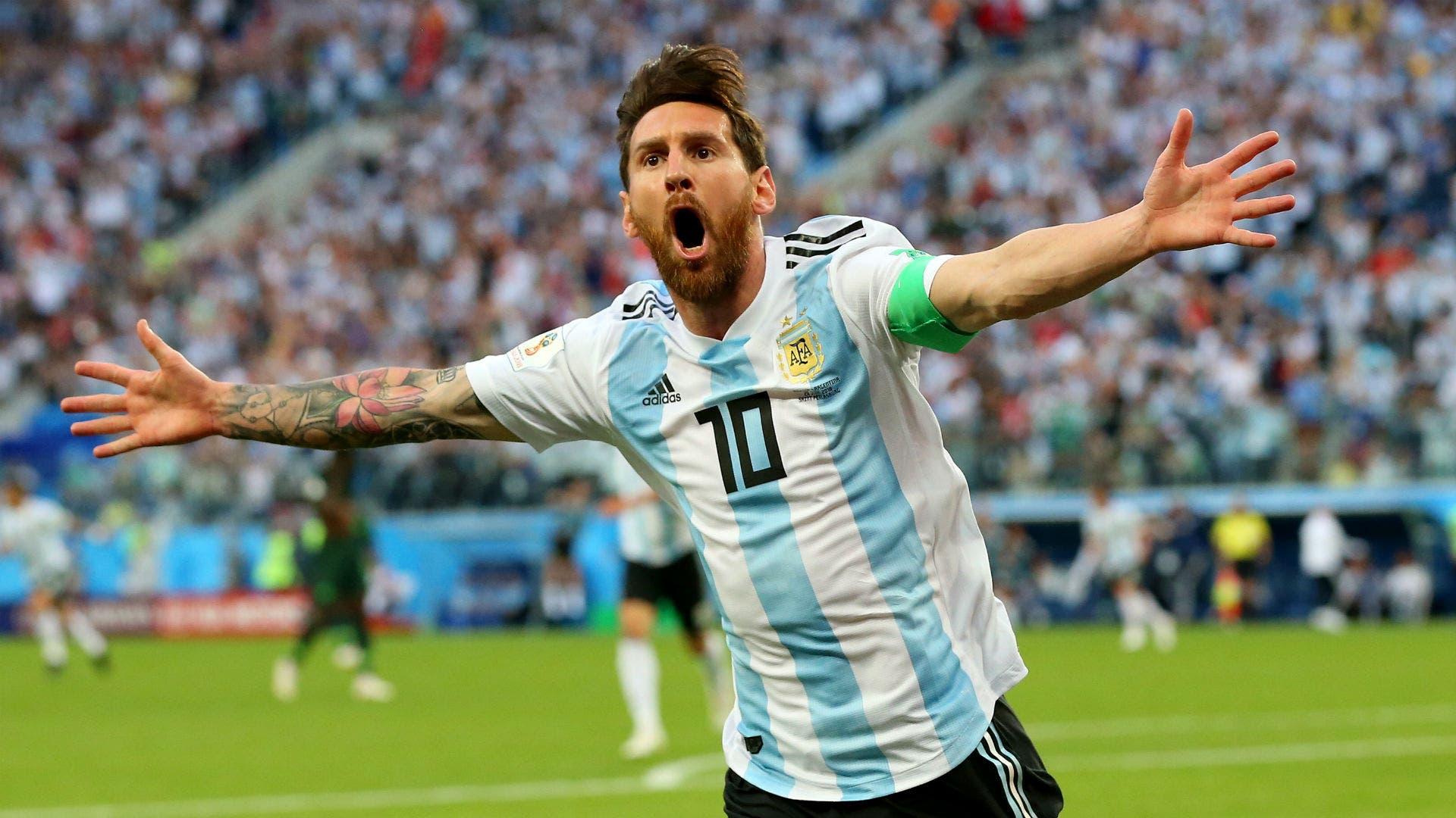 Scaloni buscará que Messi esté en Copa América Brasil 2019