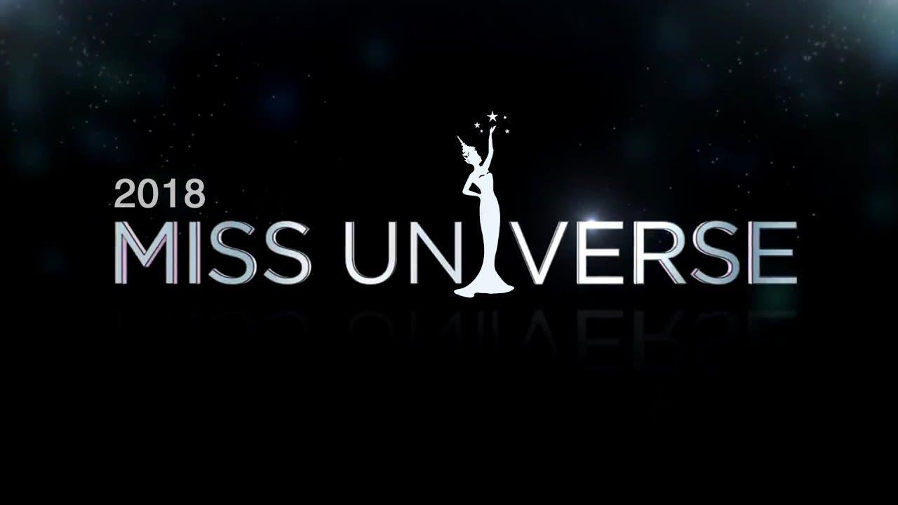 ¿Dónde ver Miss Universo 2018? Aquí te lo decimos