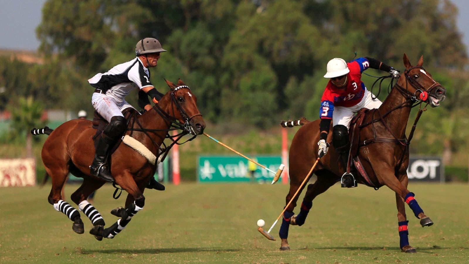 El polo, 'deporte de reyes'