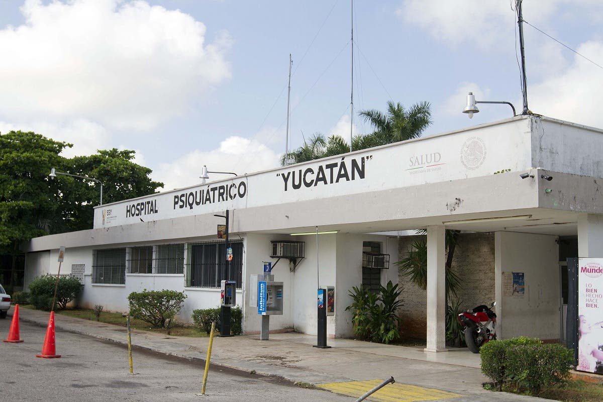 El Hospital Psiquiátrico de Yucatán, tendrá más recursos y mejores condiciones