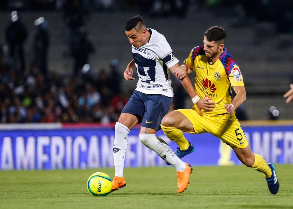 ¿Qué pasó la última vez que Pumas y América se enfrentaron en Liga MX?