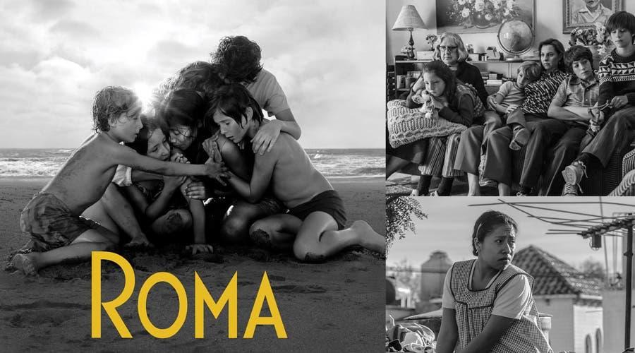 Roma: Causa polémica en redes sociales por opiniones de la película de Cuarón