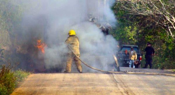 Familia en Yucatán pierde su hogar debido a un incendio