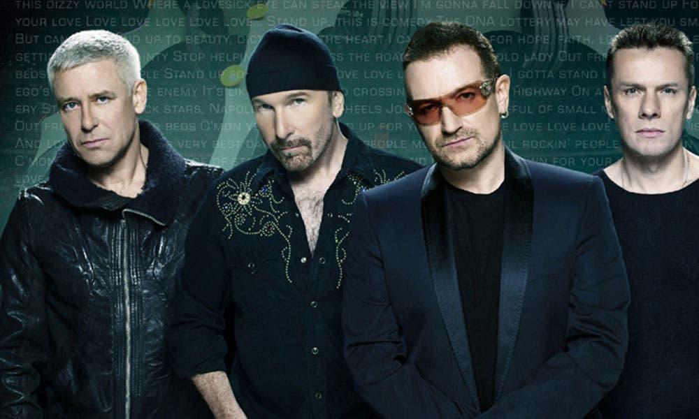 U2 la mejor pagada del 2018 dice la revista Forbes