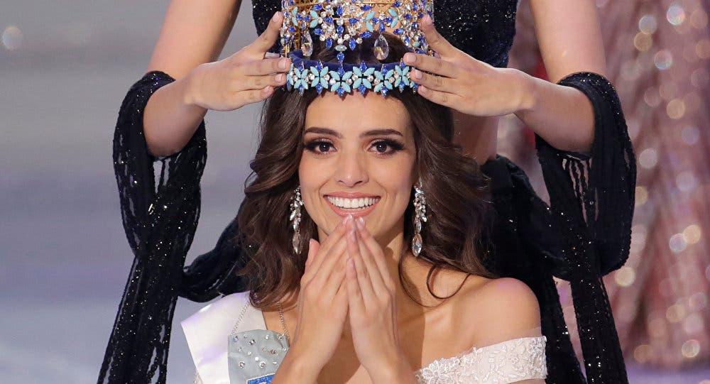 Vanessa Ponce de León, primera mexicana en ganar Miss Mundo