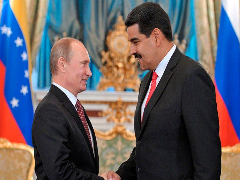 Venezuela y Rusia
