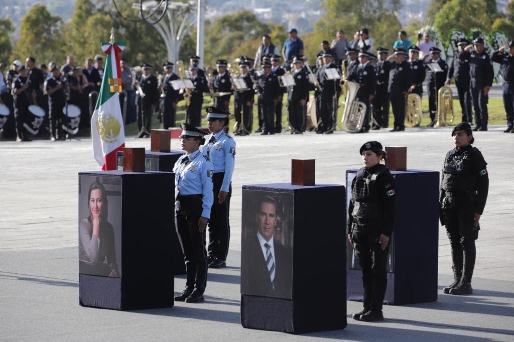 Vídeo: El Homenaje a Martha Erika Alonso y Rafael Moreno Valle