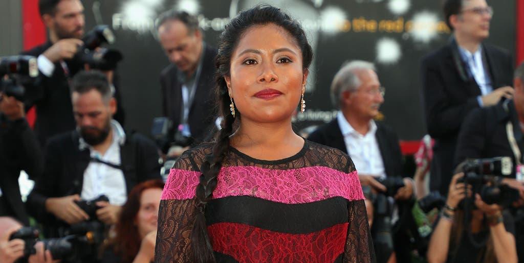 Yalitza Aparicio es nominada por Roma como Actriz del Año en los London Film Critics