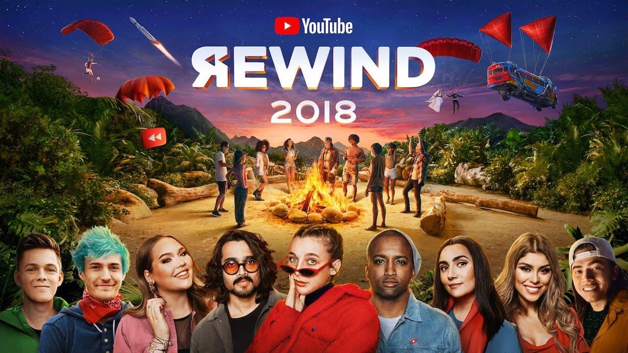 ¡Ya está aquí! El Youtube Rewind 2018
