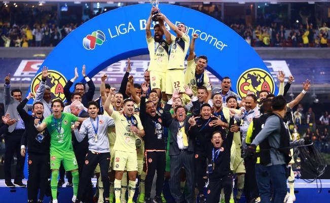 Liga MX: América es Campeón del Apertura 2018 de la Liga MX