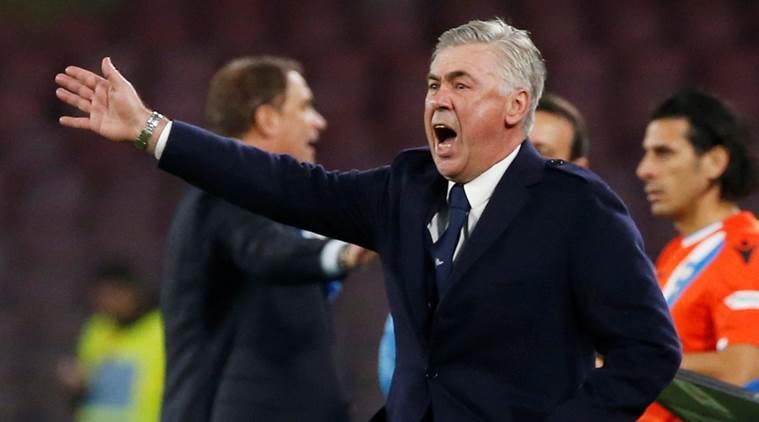 Serie A: Carlo Ancelotti detendrá partido si repiten cánticos racistas