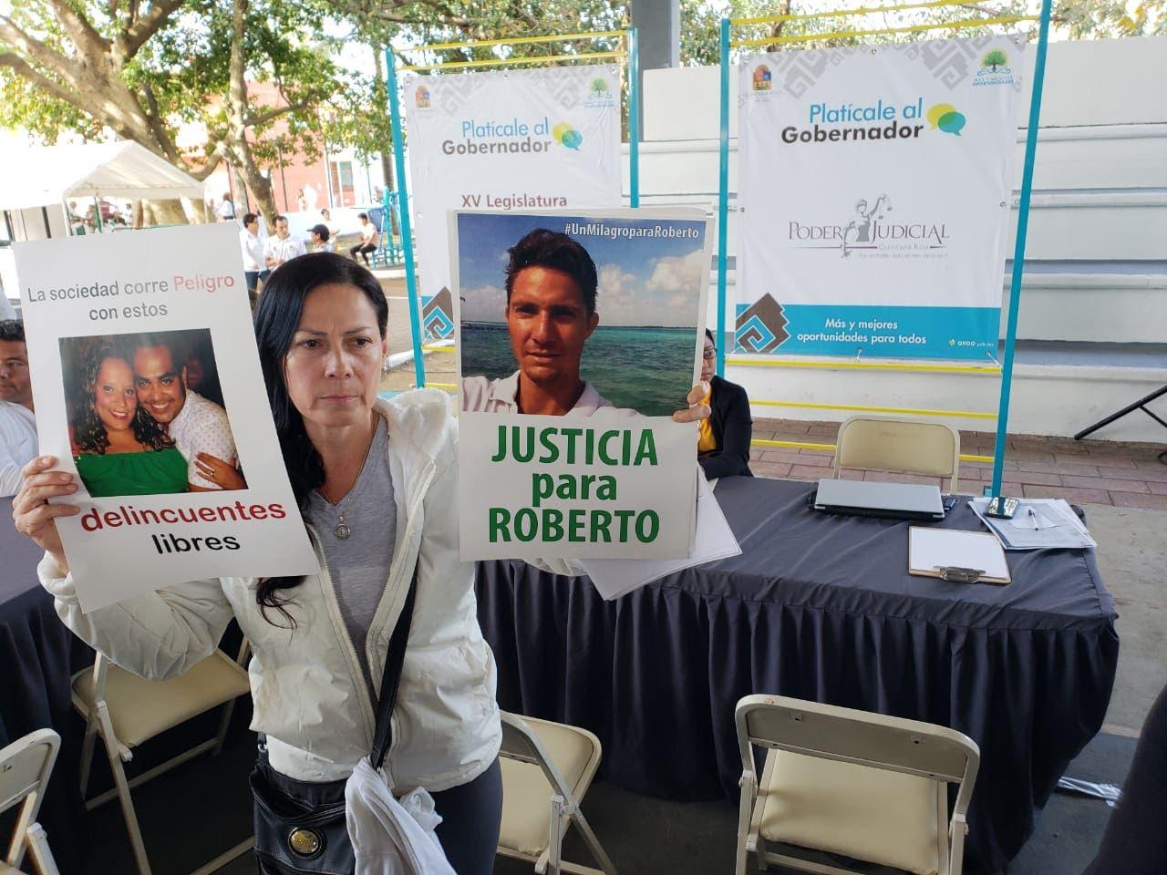 Agresores de mi esposo siguen libres: Rosalía Pérez