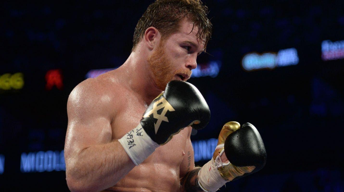 Canelo y su búsqueda por el legado en el boxeo
