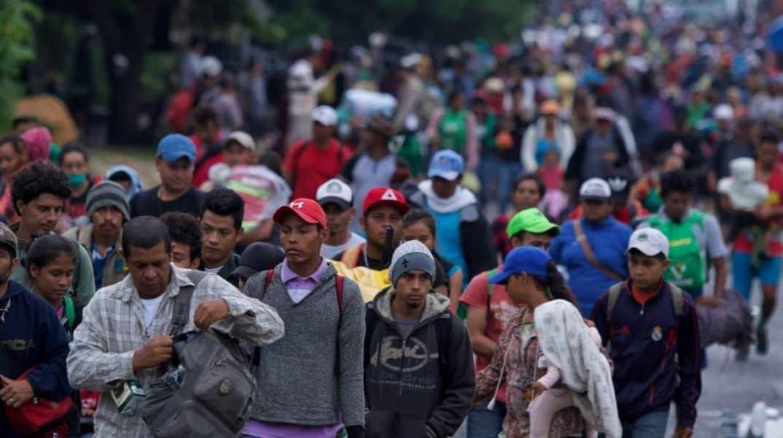 México acepta a migrantes mientras solicitan asilo en EU