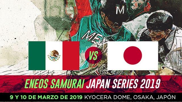 LMB: México tendrá amistosos contra Japón