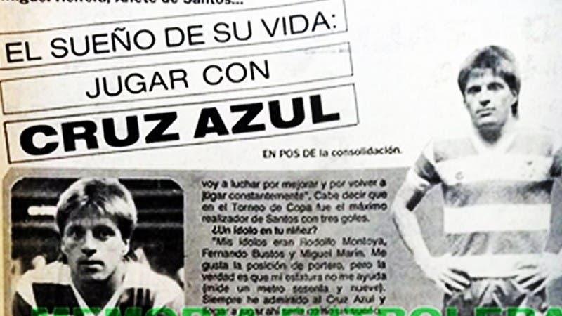 Liga MX: El día que el Piojo soñó con llegar a Cruz Azul
