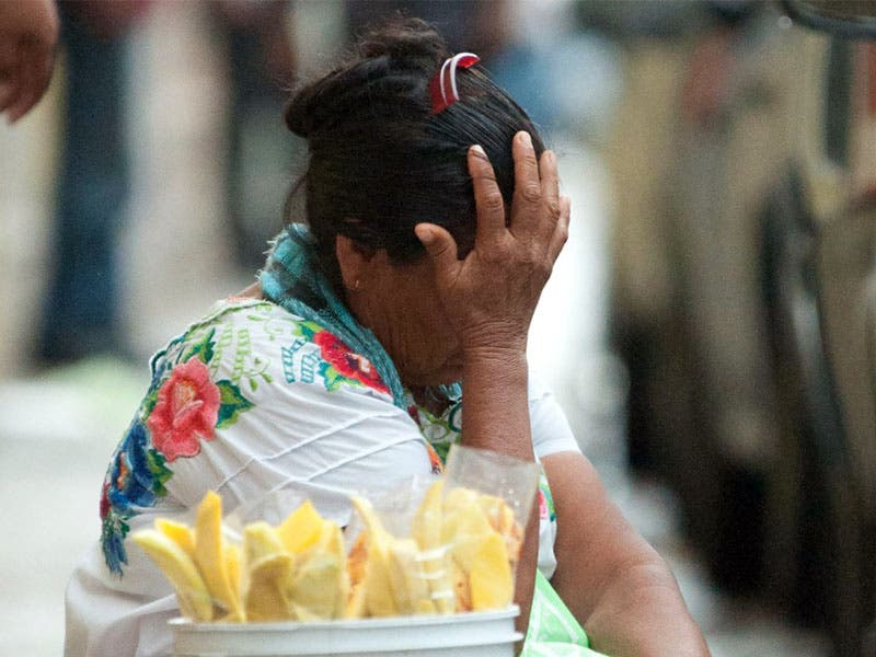 La lengua maya está por desaparecer en México